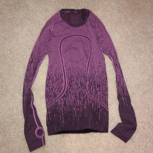 Lululemon Women's Longsleeve Purple
